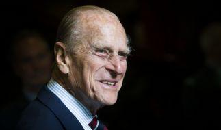 Prinz Philip, Ehemann von Queen Elizabeth II., wird seine royalen Pflichten an Herzogin Camilla übertragen. (Foto)