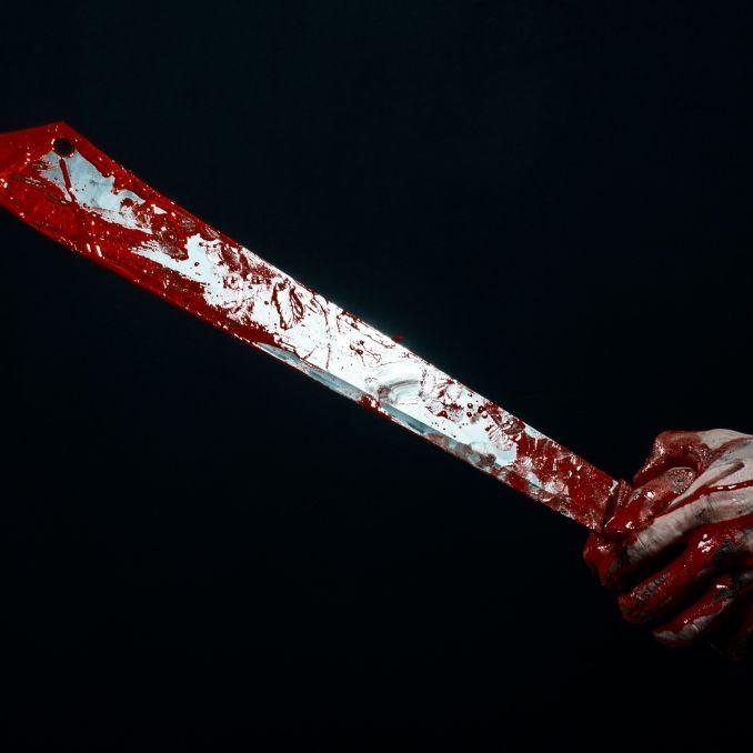 Macheten-Gang richtet Blutbad in Kneipe an (Foto)