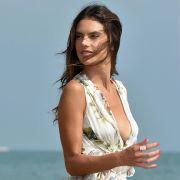 """Erwischt! Hier zeigt sich der """"Victoria's Secret""""-Star als Strand-Nixe (Foto)"""