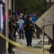 14 Verletzte nach Schüssen bei Beerdigung im Krankenhaus (Foto)