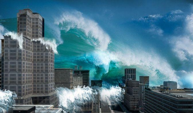 Tsunami-Warnung USA