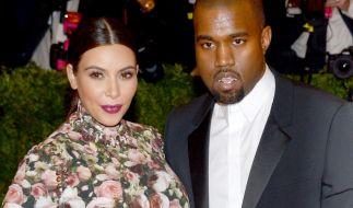 Kim Kardashian und Kanye West machen gerade eine schwere Zeit durch. (Foto)
