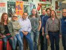 """Stephan Trepte (2.v.l.), hier mit seinen Wegbegleitern der Band """"electra"""", ist im Alter von 70 Jahren egstorben. (Foto)"""