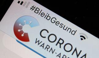Wochenlang soll die Corona-Warn-App auf Millionen Smartphones nicht richtig funktioniert haben. (Foto)