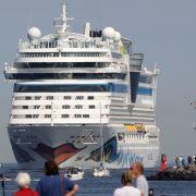 Schock für Kreuzfahrtschiff Aida! Crewmitglieder mit Corona infiziert (Foto)