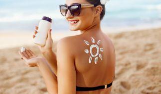 Sonnencreme richtig zu verwenden, ist gar nicht schwer. (Foto)