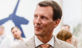 Prinz Joachim von Dänemark wurde in Toulouse operiert. (Foto)