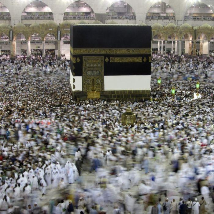 Maskenpflicht bei Pilgerreise nach Mekka! DAS müssen Muslime beachten (Foto)