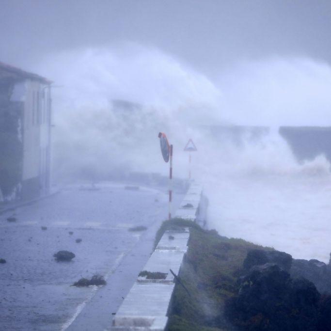 Todes-Wellen und Sturmfluten! Wetter-Experten warnen vor Monster-Hurrikan (Foto)
