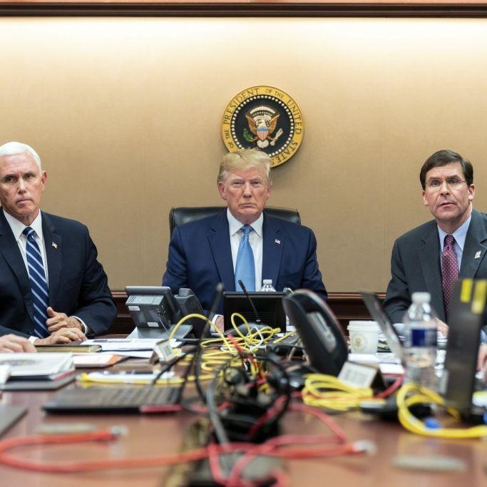 US-Präsident in Gefahr? Trumps Sicherheitsberater hat Covid-19 (Foto)