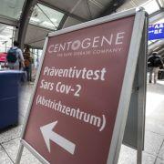 Verpflichtende Corona-Tests für Risikogebiet-Rückkehrer angeordnet (Foto)