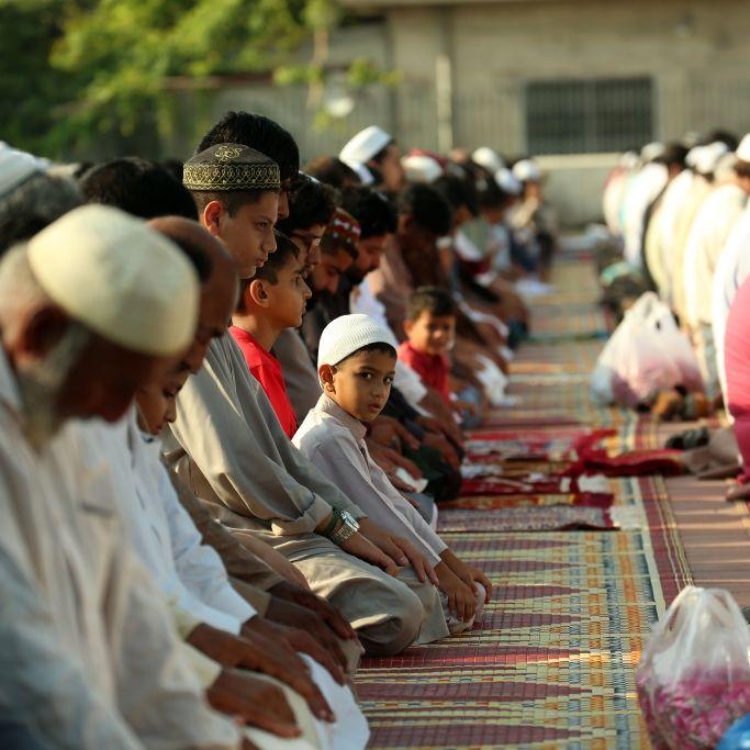 Trotz Corona! Traditionelles Opferfest des Islam geht heute zu Ende (Foto)