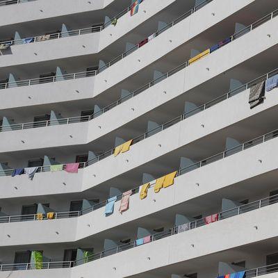 Mann (26) stürzt aus 3. Stock in die Tiefe - Klinik! (Foto)