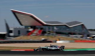 Im vierten Rennen der aktuellen Formel-1-Saison wird am ersten August-Wochenende 2020 in Silverstone um den Großen Preis von Großbritannien gefahren. (Foto)