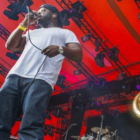 """Todessschock! """"The Roots""""-Rapper stirbt mit 47 (Foto)"""
