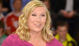 """Andrea Kiewel hat Sendepause: Am 02.08.2020 geht Kiwi nicht wie gewohnt mit dem """"ZDF-Fernsehgarten"""" auf Sendung. (Foto)"""
