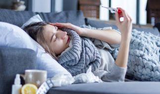 Neue Studie schürt Hoffnung: Eine Erkältung soll vor einer Coronavirus-Infektion schützen. (Symbolfoto) (Foto)