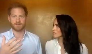 Meghan Markle und Prinz Harry in den Royal-News: Gerüchte über angebliche Ehe-Probleme machen die Runde. (Foto)
