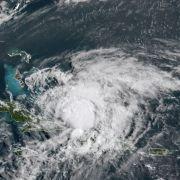 Der Hurrikan Isaias rast auf Florida zu.