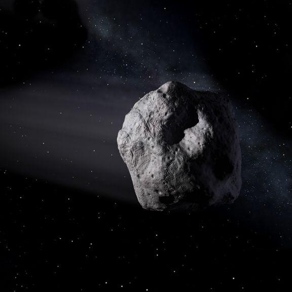 DIESER Asteroid ist 11 Billionen Euro wert (Foto)