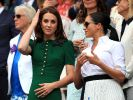 Meghan Markle und Kate Middleton in Royal-News