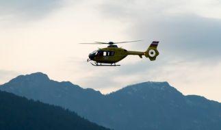 Der slowenische Kletter-Star Luka Šinkovec stürzte in den Berchtesgadener Alpen in den Tod. (Foto)