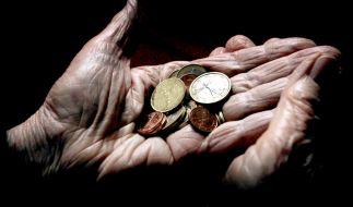 Jedem dritten Deutschen droht eine Rente auf Hartz-IV-Niveau. (Foto)