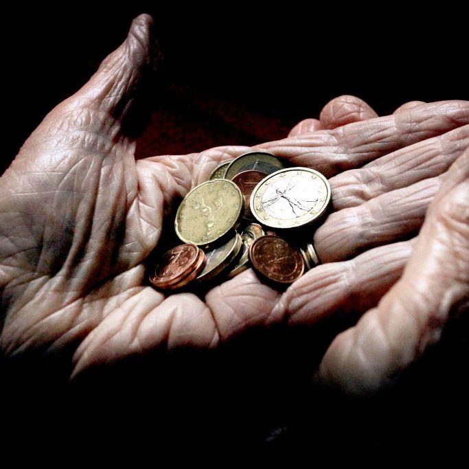 Armuts-Hammer! Jedem 3. Deutschen droht Mini-Rente im Alter (Foto)