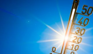 Der August wird heiß in Deutschland. (Foto)