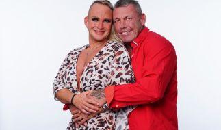 Caroline und Andreas Robens sorgen sich um ihr Fitnessstudio auf Mallorca. (Foto)