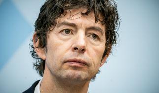Charité-Virologe Christian Drosten warnt vor den Gefahren einer zweiten Infektionswelle und einem damit verbundenen Corona-Lockdown. (Foto)