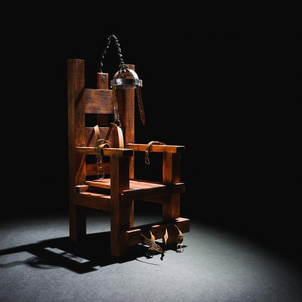 Versengtes Fleisch undqualvolle Schmerzen! Die Lüge von der humanen Todesstrafe (Foto)
