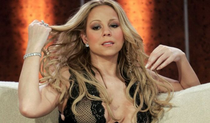 Alison + Mariah Carey
