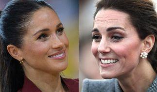 Royals-News ohne Meghan Markle und Kate Middleton? Daran war auch in dieser Woche nicht zu denken. (Foto)