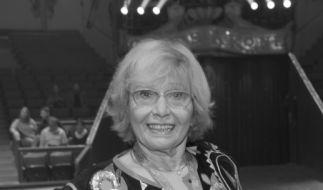Ruth Gassmann ist im Alter von 85 Jahren gestorben. (Foto)
