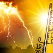 Alarmstufe Dunkellila! Extreme Hitzewarnung für DIESE Regionen (Foto)