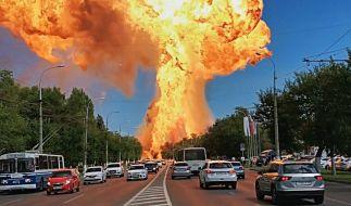 Explosion in Wolgograd