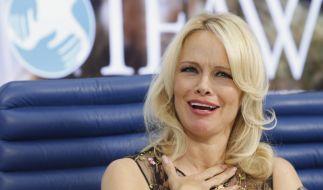 Pamela Anderson weiß genau, wie sie sich in Szene setzen muss. (Foto)