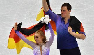 Olympia-Gold für Aljona und Bruno! Aber nicht im Free-TV (Foto)