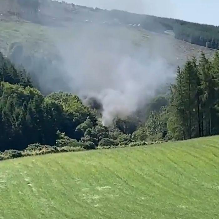 Schnellzug nach Erdrutsch entgleist - 3 Menschen tot (Foto)
