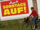 Zum verkaufsoffenen Sonntag am 16. August 2020 locken etliche Geschäfte in mehreren Bundesländern. (Foto)