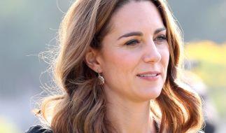 Auch Kate Middleton landete in dieser Woche erneut ungewollt in den Schlagzeilen. (Foto)
