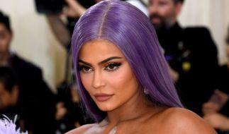 Kylie Jenner brachte ihre Follower mit heißen Instagram-Posts zum Schwitzen. (Foto)