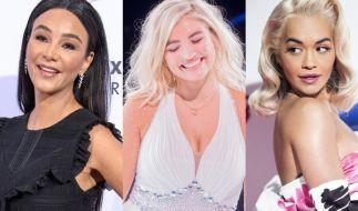 Promis wie Verona Pooth, Sarina Nowak oder Rita Ora sorgten bei Instagram für akute Schnappatmung. (Foto)