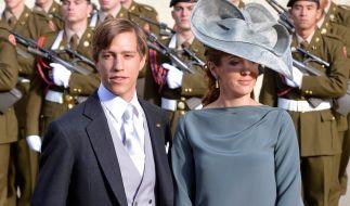 2017 verkündeten Prinzessin Tessy und Prinz Louis von Luxemburg ihr Ehe-Aus. (Foto)