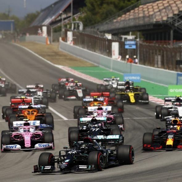 Hamilton rast zum Sieg! Vettel wird Siebter (Foto)