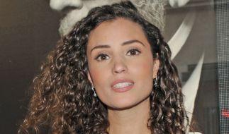 Nadine Menz versetzte das Netz mit einem sexy BH-Blitzer in Ekstase. (Foto)
