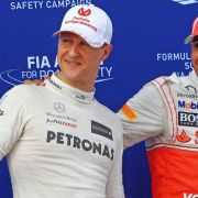Schumi-Rekord in Gefahr! Übertrumpft Lewis Hamilton Schumis Formel-1-Erfolg? (Foto)