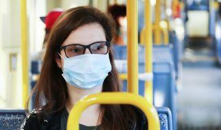 Masken-Verweigerer müssen tief in die Taschen greifen. (Foto)
