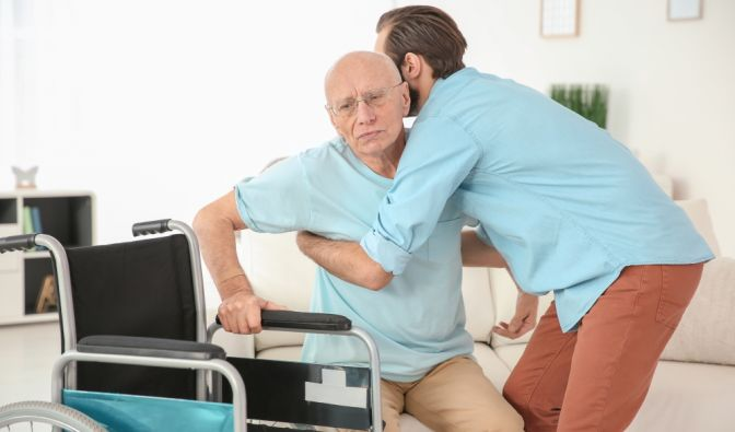Altenpflege in Deutschland